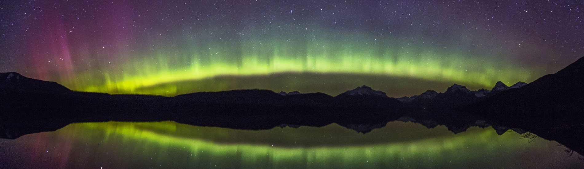Joel Magnes, Christian Science Healing Aurora Borealis